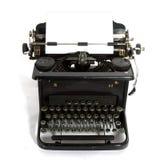 фасонируемая старая машинка Стоковое Изображение