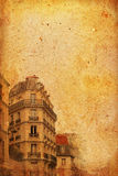 фасонируемая Франция старый paris бесплатная иллюстрация