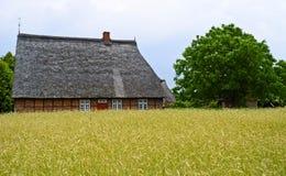 фасонируемое старое сельское место Стоковое Изображение