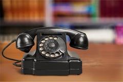 фасонируемый старый телефон Стоковая Фотография