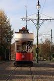 фасонируемый старый трам Стоковые Фото