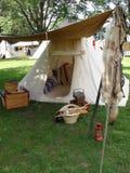 фасонируемый старый шатер Стоковые Фото