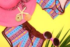 фасонируйте лето Стоковые Изображения RF