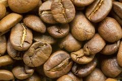 фасоли закрывают кофе вверх Стоковые Фото