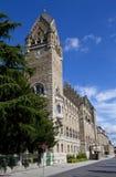 Федеральное министерство здания обороны в Кобленц стоковое изображение