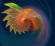 феиэрверки кометы праздничные Стоковое Изображение RF