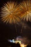 феиэрверки Стоковая Фотография RF