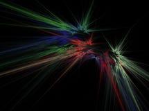 фейерверки Стоковая Фотография