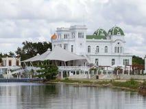 Феодальное здание в Кубе Стоковые Изображения