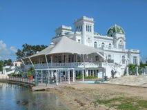 Феодальное здание в Кубе Стоковое Изображение