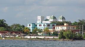 Феодальное здание в Кубе Стоковое Изображение RF