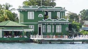 Феодальное здание в Кубе Стоковые Изображения RF