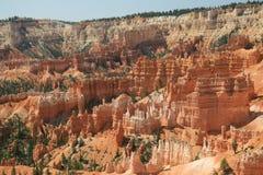 ферзи сада каньона bryce Стоковое фото RF