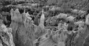 ферзи сада каньона bryce Стоковые Фото