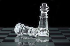ферзь короля шахмат Стоковое фото RF