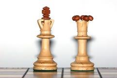 ферзь короля Стоковая Фотография RF
