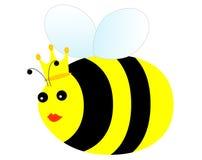 ферзь пчелы иллюстрация вектора