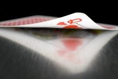 ферзь сердец Стоковое Изображение RF