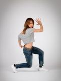 Ферзь танцев Стоковое Изображение