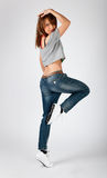 Ферзь танцев Стоковое Изображение RF