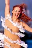 ферзь танцы Стоковые Фотографии RF