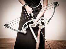 ферзь archery Стоковое фото RF