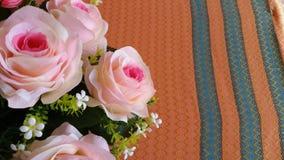 Ферзь hybrida Розы цветка поднял стоковые изображения rf