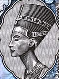Ферзь Nefertiti Стоковое Изображение RF