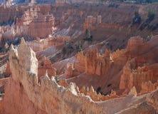 ферзь s сада каньона bryce Стоковые Фотографии RF