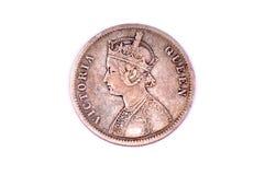 ферзь victoria монетки стоковые изображения rf