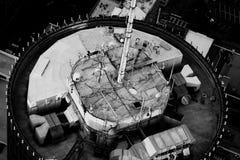 Ферма антенны Стоковые Фотографии RF