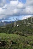 Ферма ветра Стоковые Изображения RF