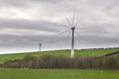 Ферма ветра Стоковые Фото