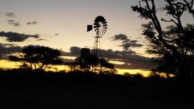 Ферма в реальном маштабе времени Стоковое Изображение RF