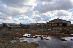 Ферма в сбросе давления стоковое фото rf