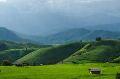 Ферма горы Стоковые Фото