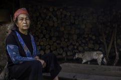Ферма женщин стоковые фото