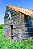 ферма здания старая стоковое изображение rf