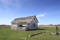 ферма здания старая Стоковое Фото