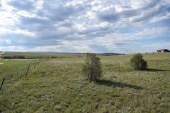 Ферма Колорадо-Спрингс Стоковые Фотографии RF