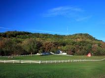 ферма Минесота амбара Стоковое Фото