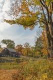 Ферма плотины Стоковые Фотографии RF