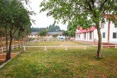 Ферма стержня стоковое фото