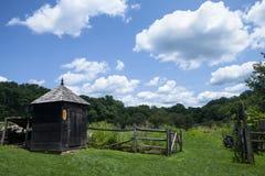 Ферма фитиля стоковое изображение