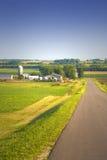 ферма Стоковые Фотографии RF