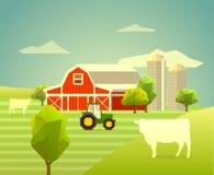 Ферма Стоковые Изображения