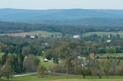 Ферма Eisenhower стоковые изображения rf