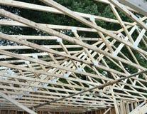 ферменная конструкция конструкции Стоковые Изображения RF
