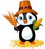 Фермер пингвина иллюстрация штока