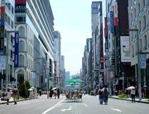 Фестиваль лета в Японии стоковые фотографии rf